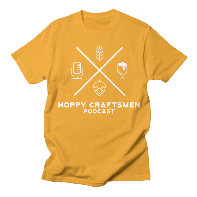 HCPC Icons Logo Women's Unisex T-Shirt by Hoppy Craftsmen's Swag Portal
