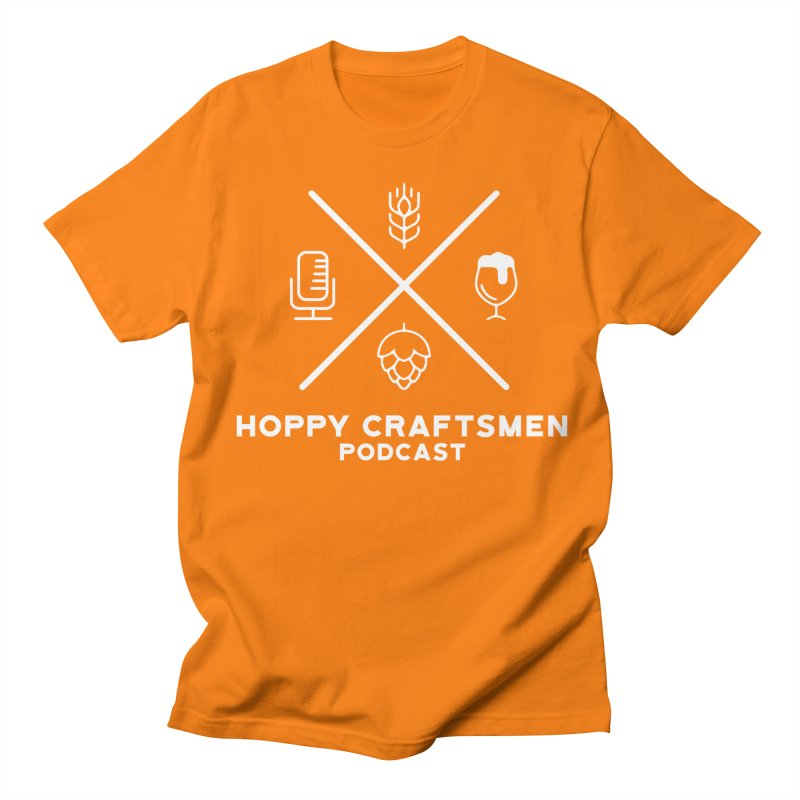 HCPC Icons Logo Men's T-Shirt by Hoppy Craftsmen's Swag Portal