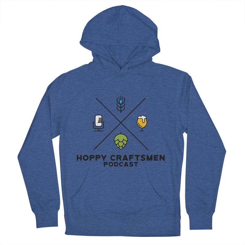 HCPC Logo Men's Pullover Hoody by Hoppy Craftsmen's Swag Portal