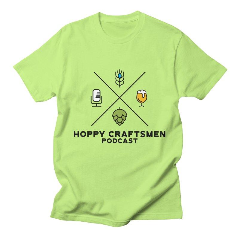 HCPC Logo Women's Regular Unisex T-Shirt by Hoppy Craftsmen's Swag Portal