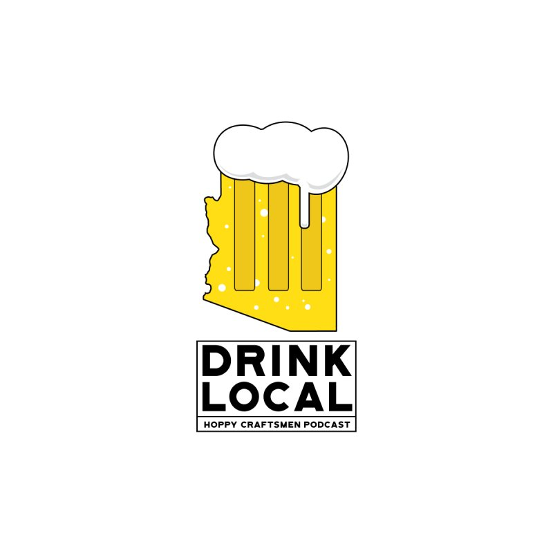 Drink Local IPA by Hoppy Craftsmen's Swag Portal
