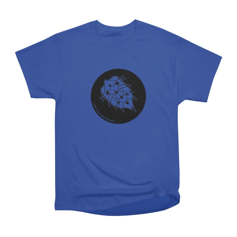 Hops Circles Men's Heavyweight T-Shirt by Hoppy Craftsmen's Swag Portal