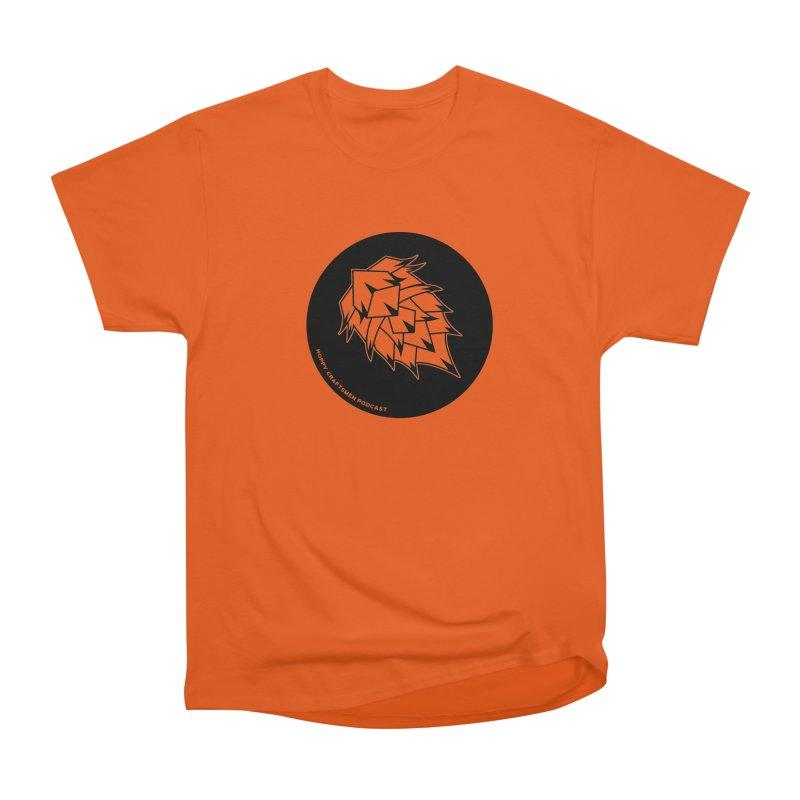 Hops Circles Women's Heavyweight Unisex T-Shirt by Hoppy Craftsmen's Swag Portal