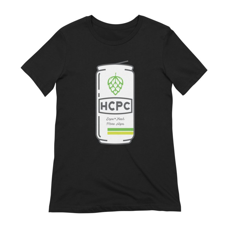 Dope Can Women's Extra Soft T-Shirt by Hoppy Craftsmen's Swag Portal