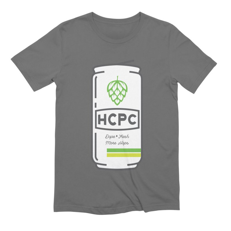 Dope Can Men's Extra Soft T-Shirt by Hoppy Craftsmen's Swag Portal