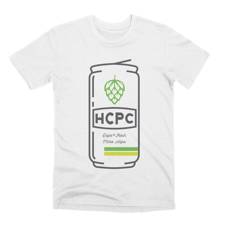 Dope Can Men's Premium T-Shirt by Hoppy Craftsmen's Swag Portal