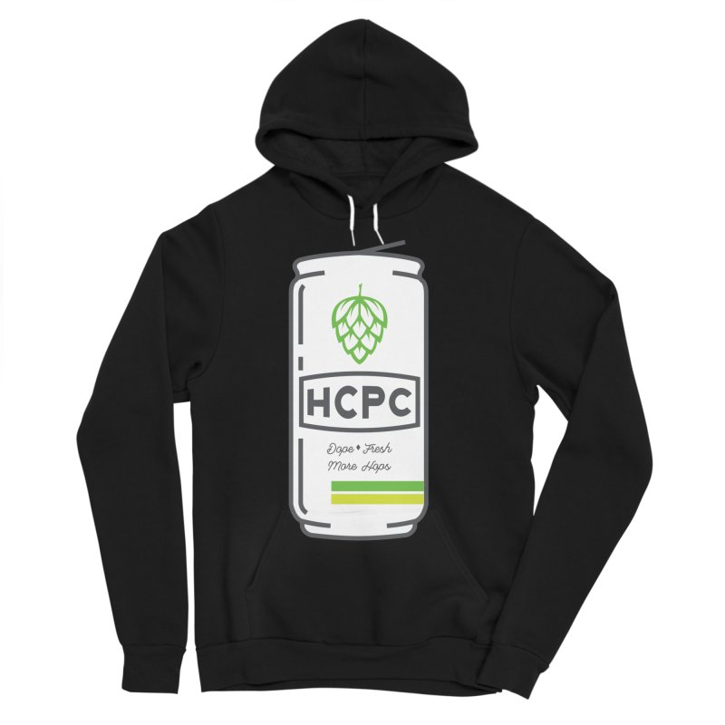 Dope Can Men's Sponge Fleece Pullover Hoody by Hoppy Craftsmen's Swag Portal