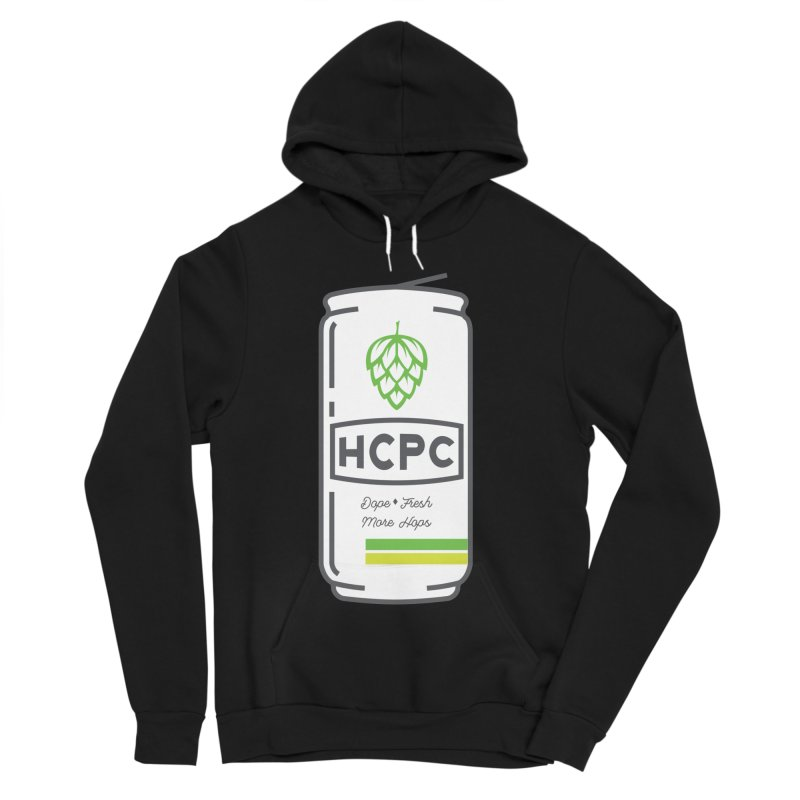 Dope Can Women's Sponge Fleece Pullover Hoody by Hoppy Craftsmen's Swag Portal