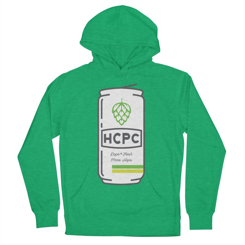 Dope Can Women's French Terry Pullover Hoody by Hoppy Craftsmen's Swag Portal