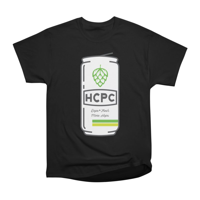 Dope Can Men's Heavyweight T-Shirt by Hoppy Craftsmen's Swag Portal