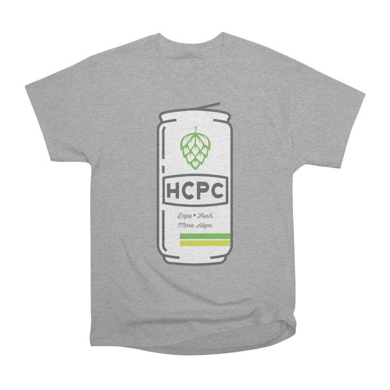 Dope Can Women's Heavyweight Unisex T-Shirt by Hoppy Craftsmen's Swag Portal