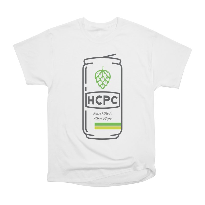 Dope Can Women's Heavyweight Unisex T-Shirt by Hoppy Craftsmen's Swag Portal