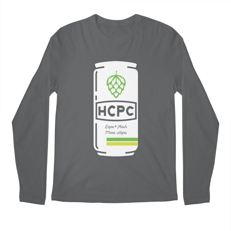 Dope Can Men's Regular Longsleeve T-Shirt by Hoppy Craftsmen's Swag Portal
