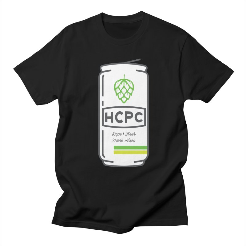 Dope Can Men's T-Shirt by Hoppy Craftsmen's Swag Portal