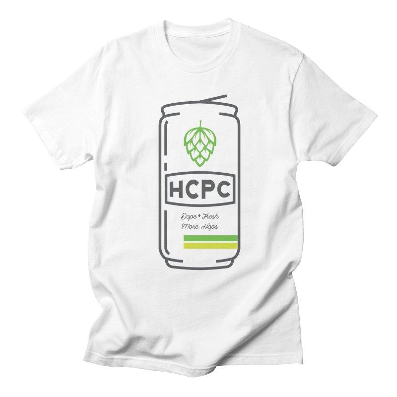 Dope Can Men's Regular T-Shirt by Hoppy Craftsmen's Swag Portal