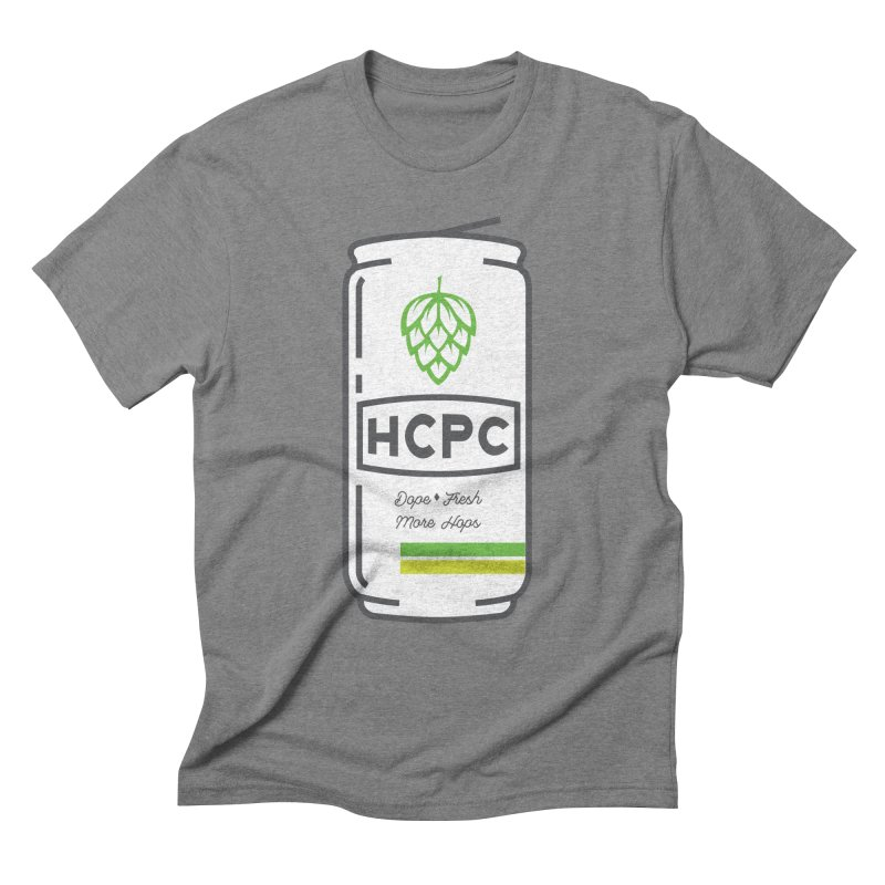 Dope Can Men's Triblend T-Shirt by Hoppy Craftsmen's Swag Portal