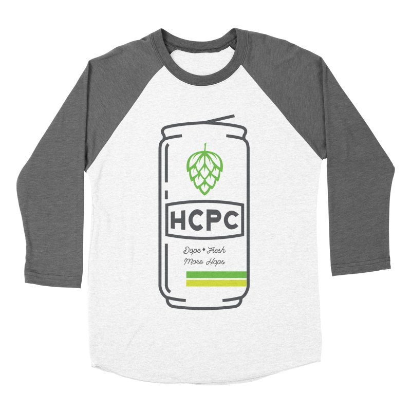 Dope Can Men's Baseball Triblend Longsleeve T-Shirt by Hoppy Craftsmen's Swag Portal