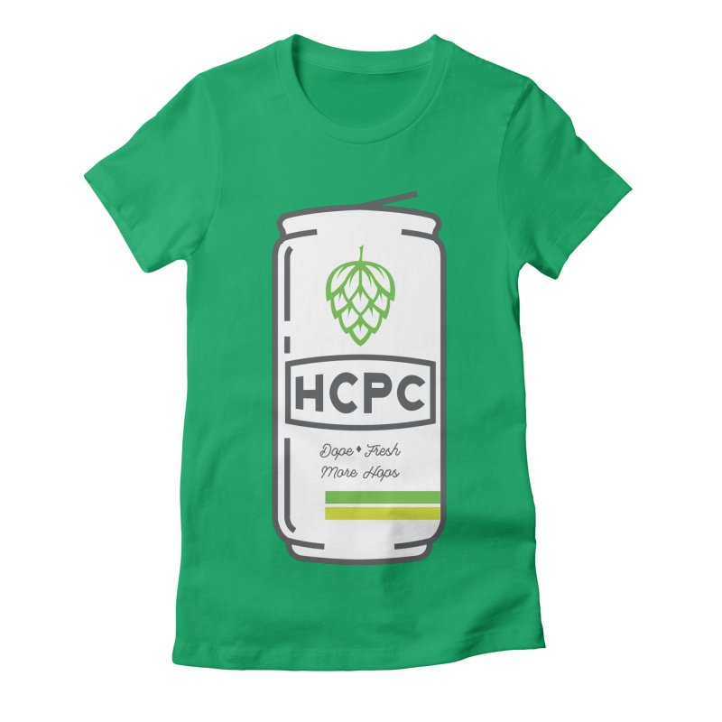 Dope Can Women's T-Shirt by Hoppy Craftsmen's Swag Portal