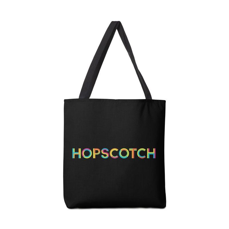 Hopscotch Logo Accessories Tote Bag Bag by Hopscotch Swag Center