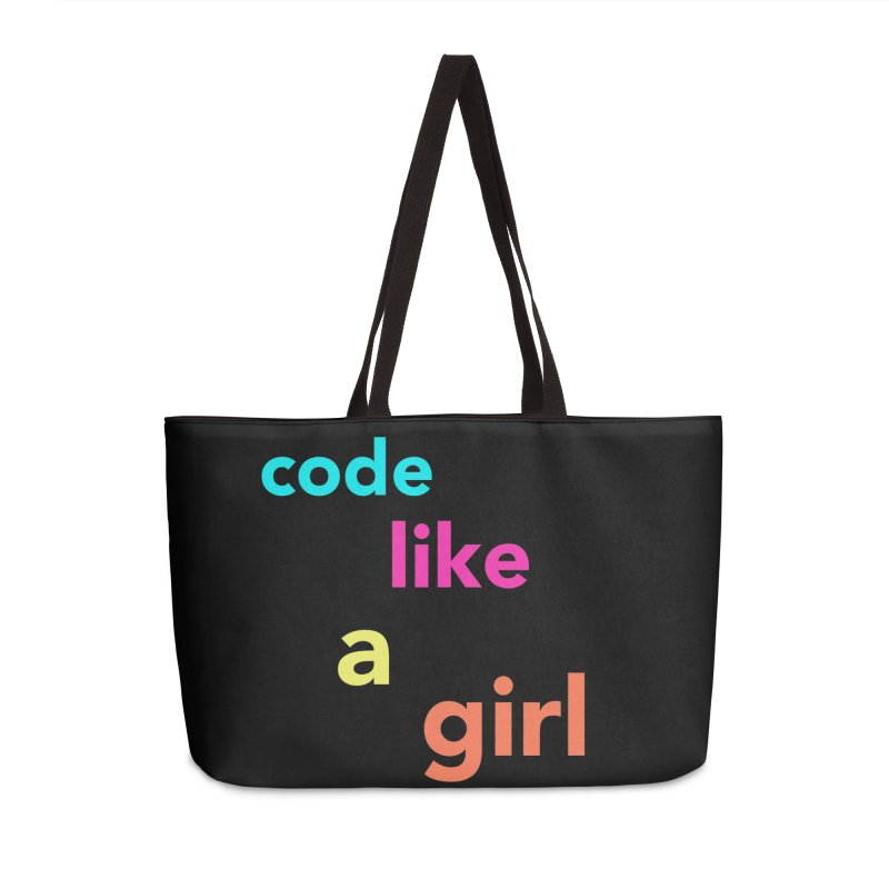 Code Like a Girl Accessories by Hopscotch Swag Center