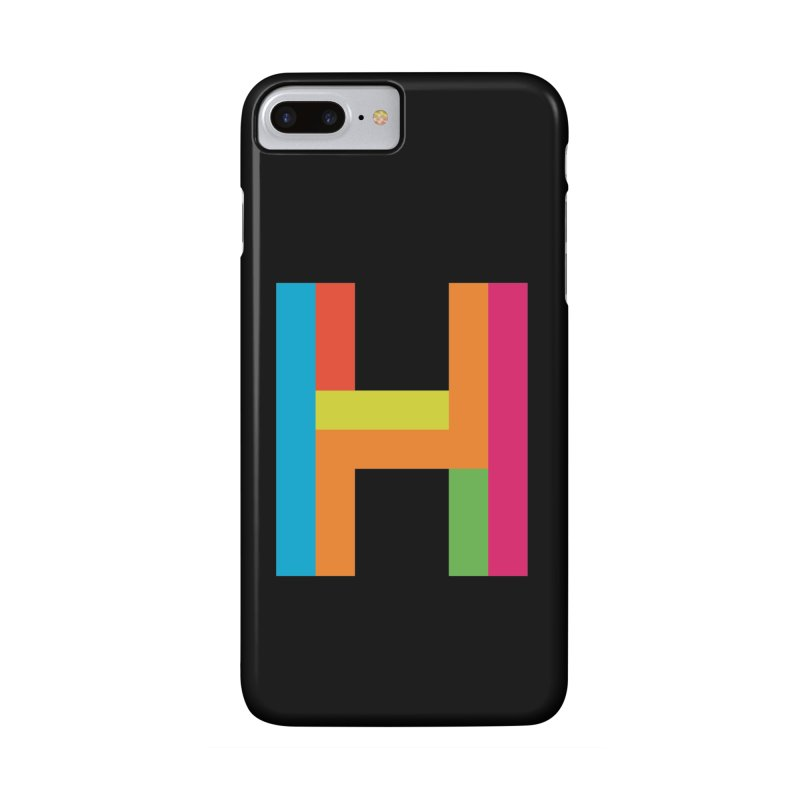 Hopscotch Logo Accessories Phone Case by Hopscotch Swag Center