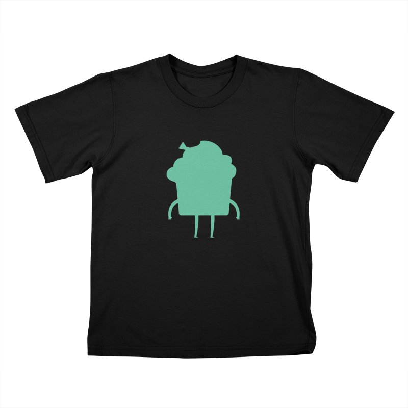 Cupcake Kids T-shirt by Hopscotch Swag Center