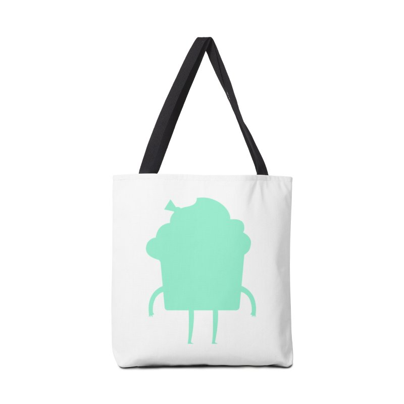 Cupcake Accessories Tote Bag Bag by Hopscotch Swag Center