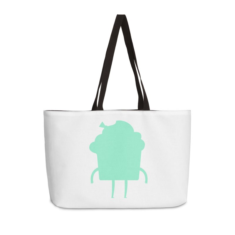 Cupcake Accessories Weekender Bag Bag by Hopscotch Swag Center
