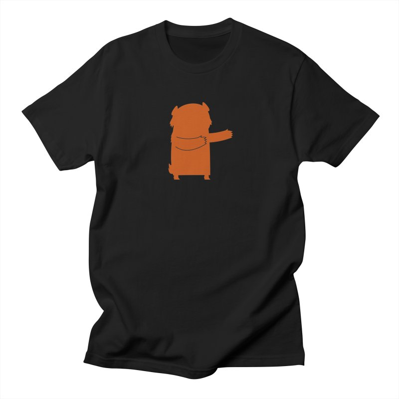 Bear Men's T-shirt by Hopscotch Swag Center