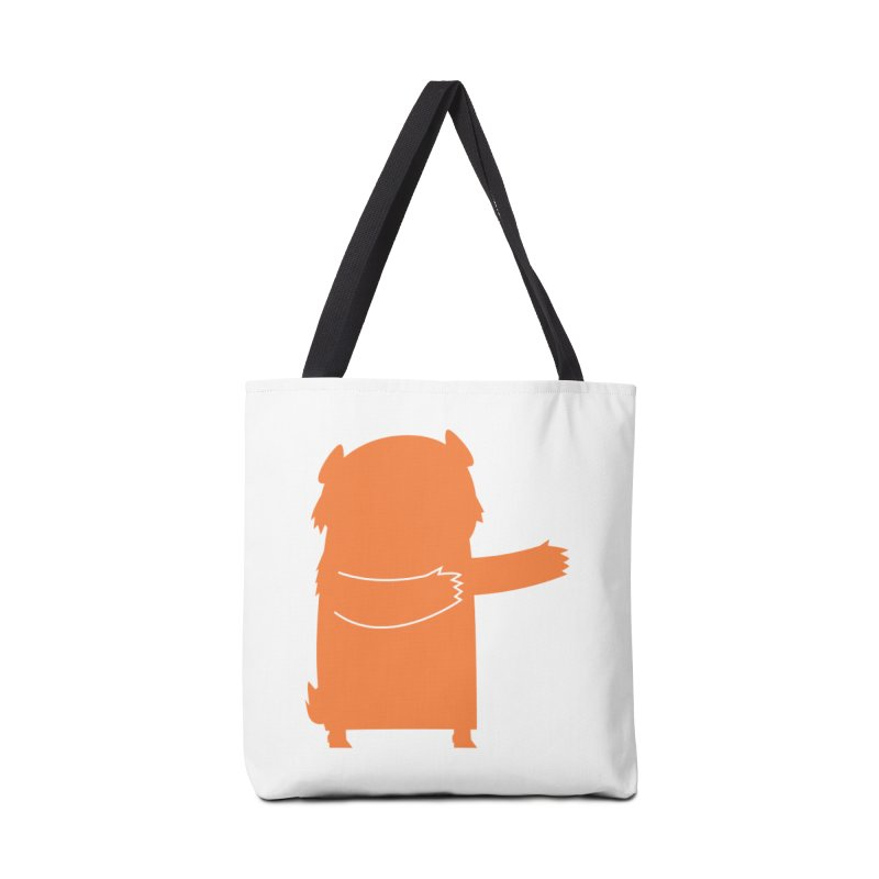 Bear Accessories Tote Bag Bag by Hopscotch Swag Center