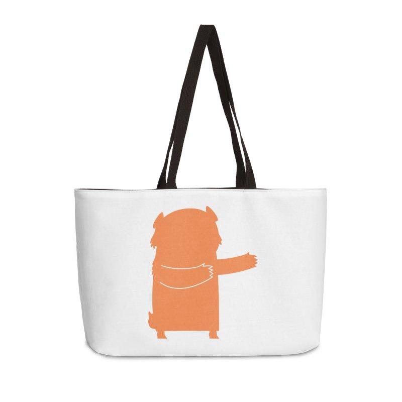 Bear Accessories Weekender Bag Bag by Hopscotch Swag Center