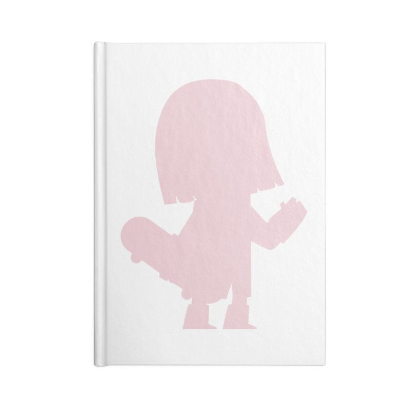 Chillana Accessories Blank Journal Notebook by Hopscotch Swag Center