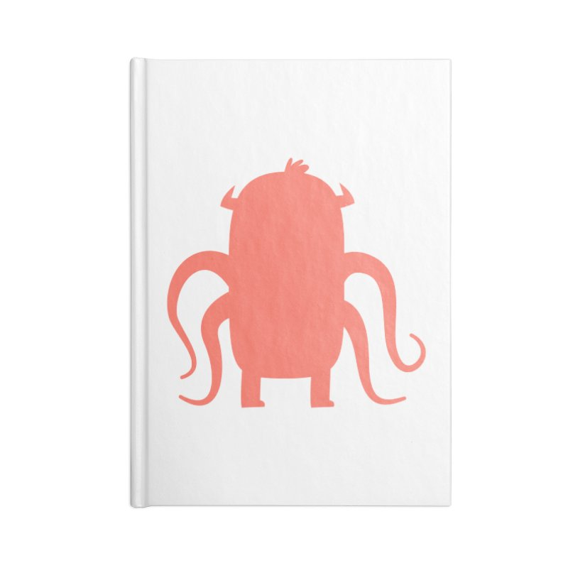 Octo Accessories Notebook by Hopscotch Swag Center