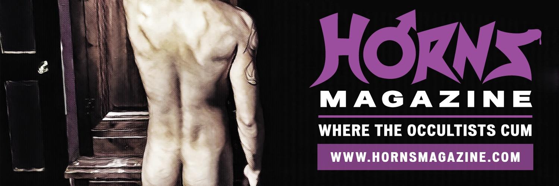 hornsmagazine Cover