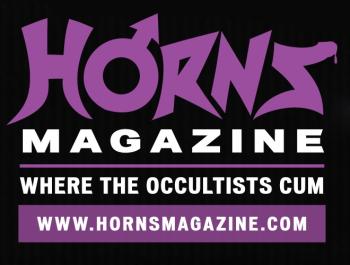 HORNS Magazine Merch Store Logo