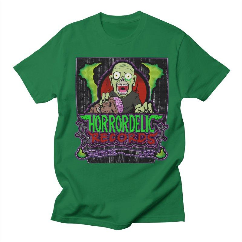 Darkpsy Life Men's T-Shirt by Horrordelic Darkpsy Merch