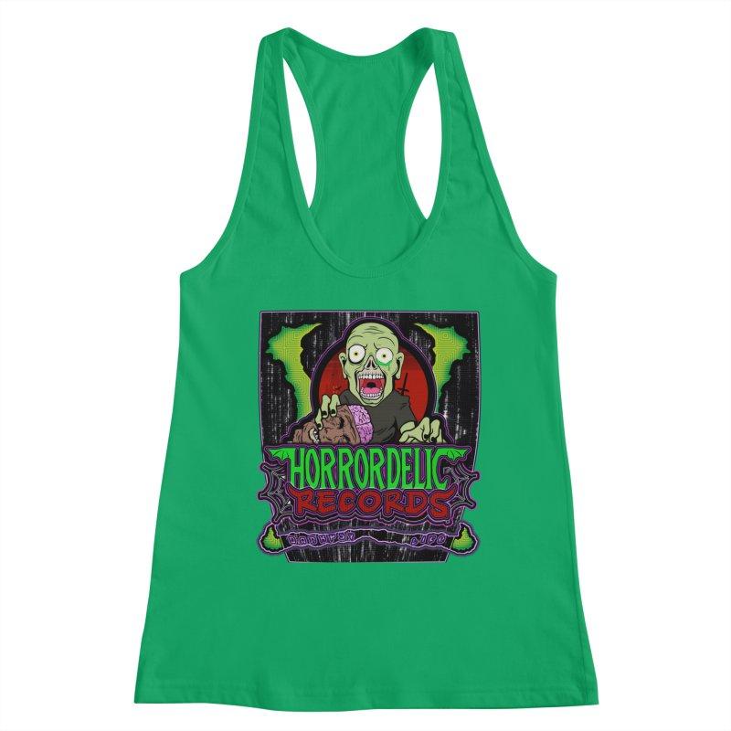 Darkpsy Life Women's Tank by Horrordelic Darkpsy Merch
