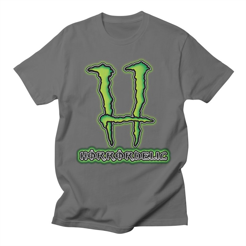 Horrordelic Monsta Men's T-Shirt by Horrordelic Darkpsy Merch