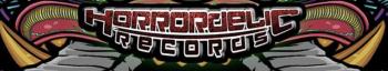 Horrordelic Darkpsy Merch Logo