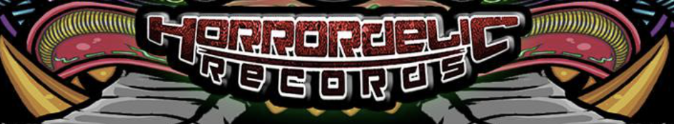 Horrordelic Darkpsy Merch Logo