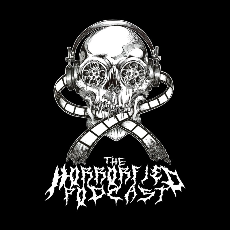 Reel Skull (Black Metal Variant) by The Horrorfied Storecast