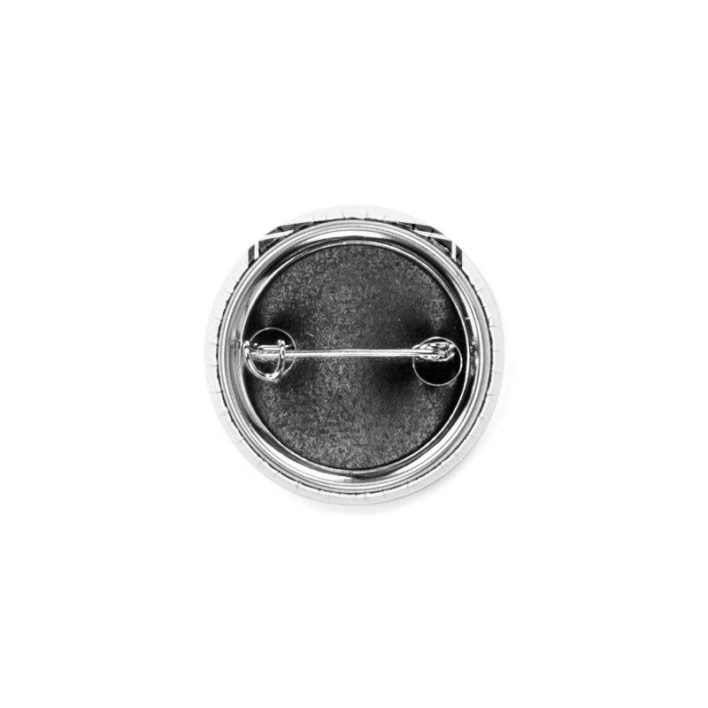 HORSEDOZER SHIELD (BLACK) Accessories Button by HORSEDOZER
