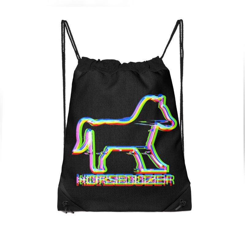 HORSEDOZER SPORTWAVE Accessories Bag by HORSEDOZER