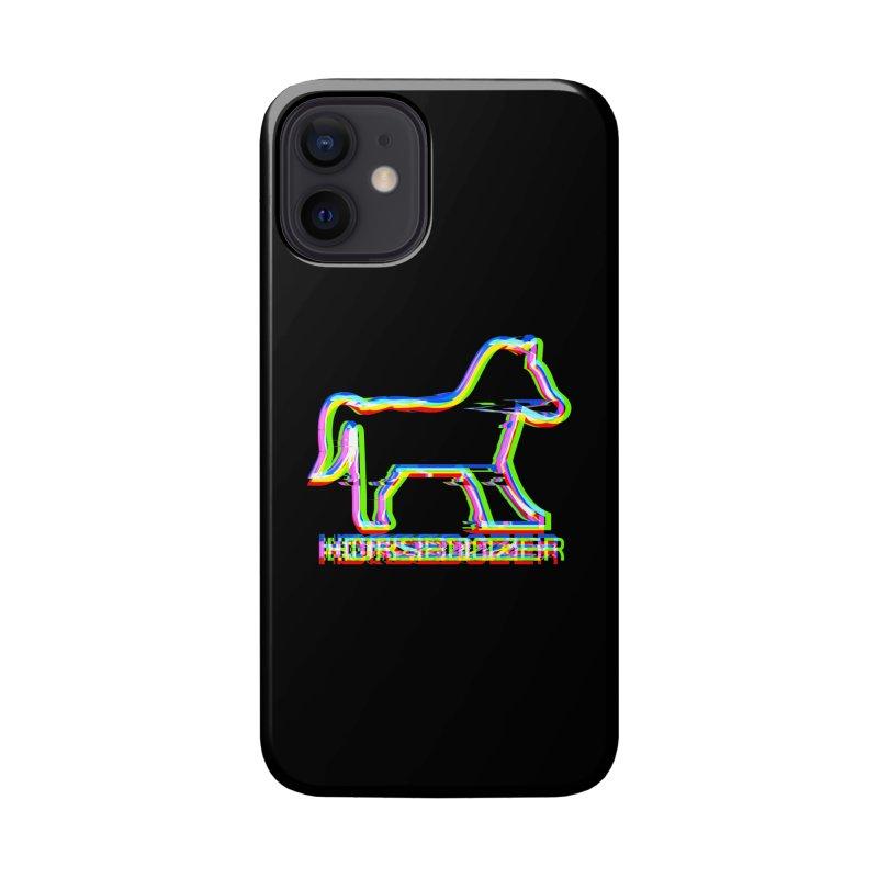 HORSEDOZER SPORTWAVE Accessories Phone Case by HORSEDOZER