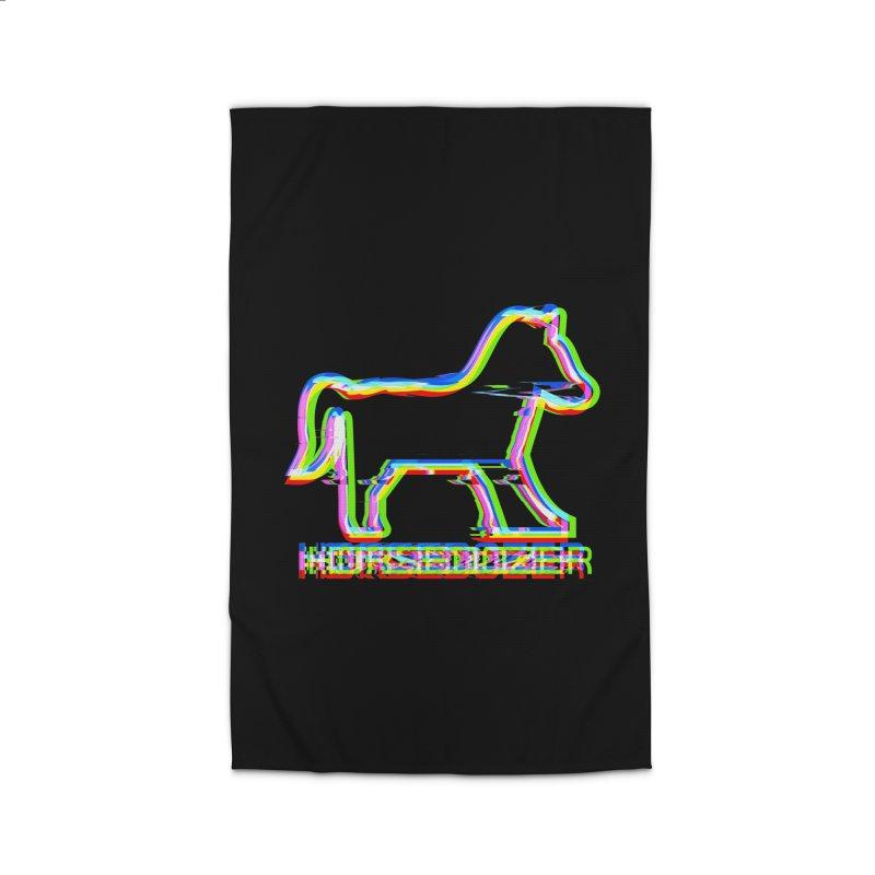 HORSEDOZER SPORTWAVE Home Rug by HORSEDOZER