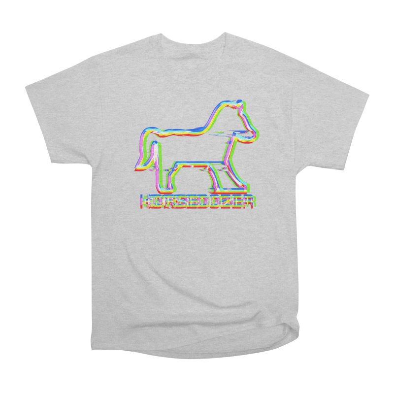 HORSEDOZER SPORTWAVE Women's T-Shirt by HORSEDOZER