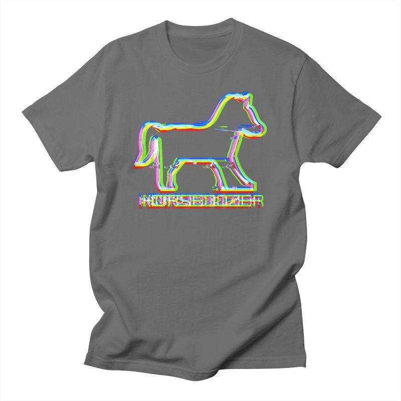 HORSEDOZER SPORTWAVE Men's T-Shirt by HORSEDOZER