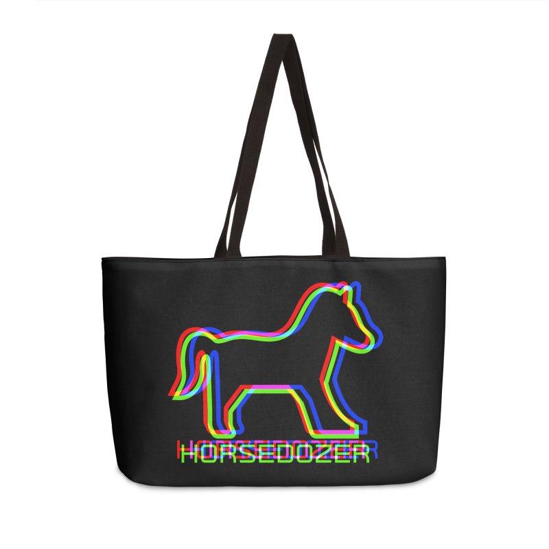 HORSEDOZER SPORTWAVE RGB Accessories Bag by HORSEDOZER