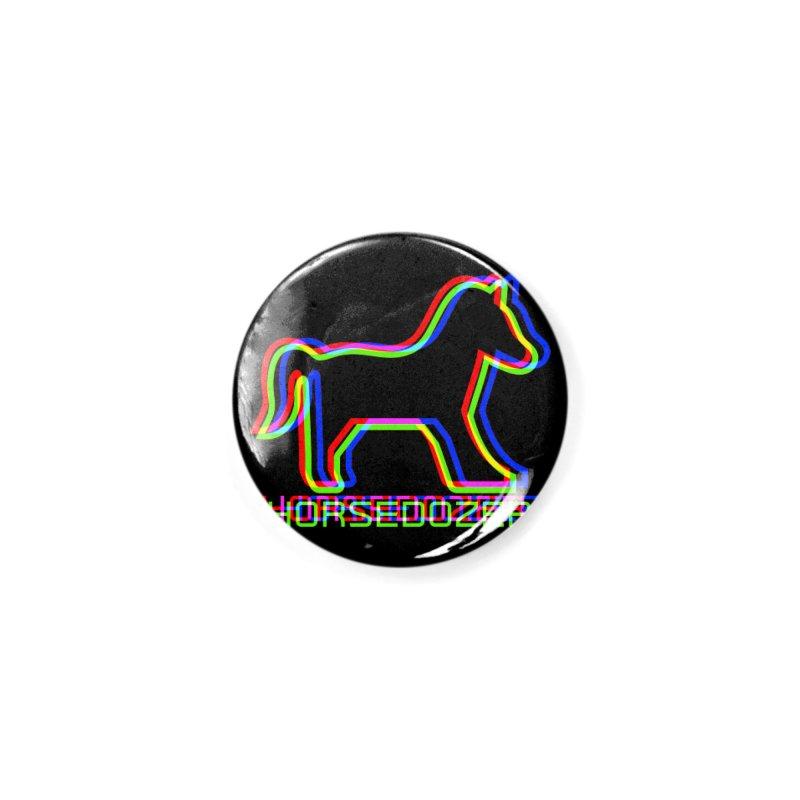 HORSEDOZER SPORTWAVE RGB Accessories Button by HORSEDOZER