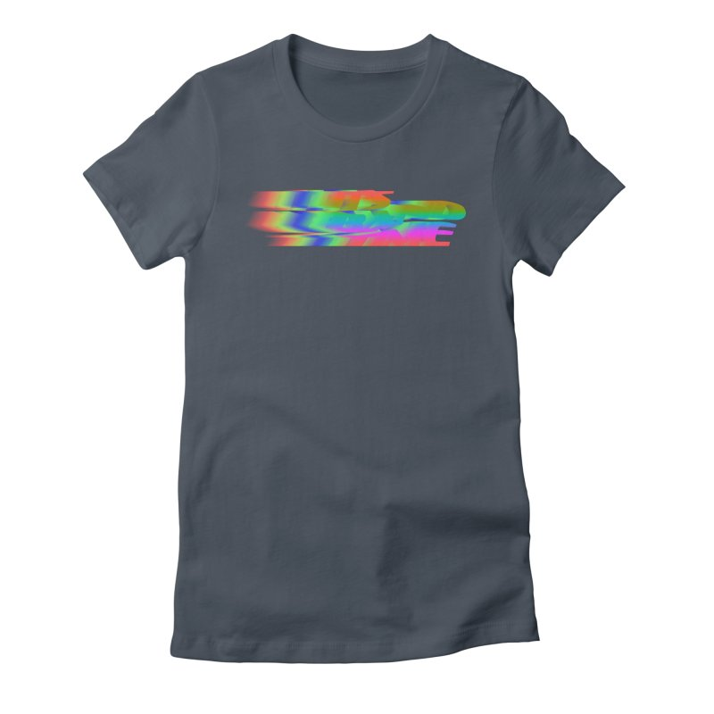 IT'S BAND TIME (RACER TRASH TRIBUTE) Women's T-Shirt by HORSEDOZER